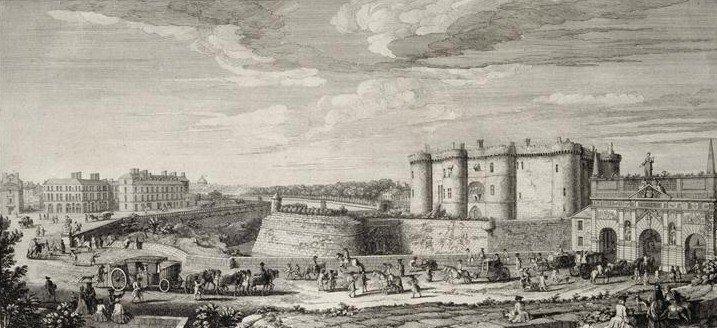 jacques rigaud vue bastille
