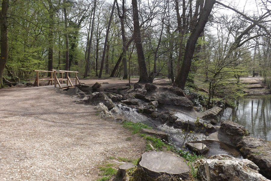 ruisseau lac minimes