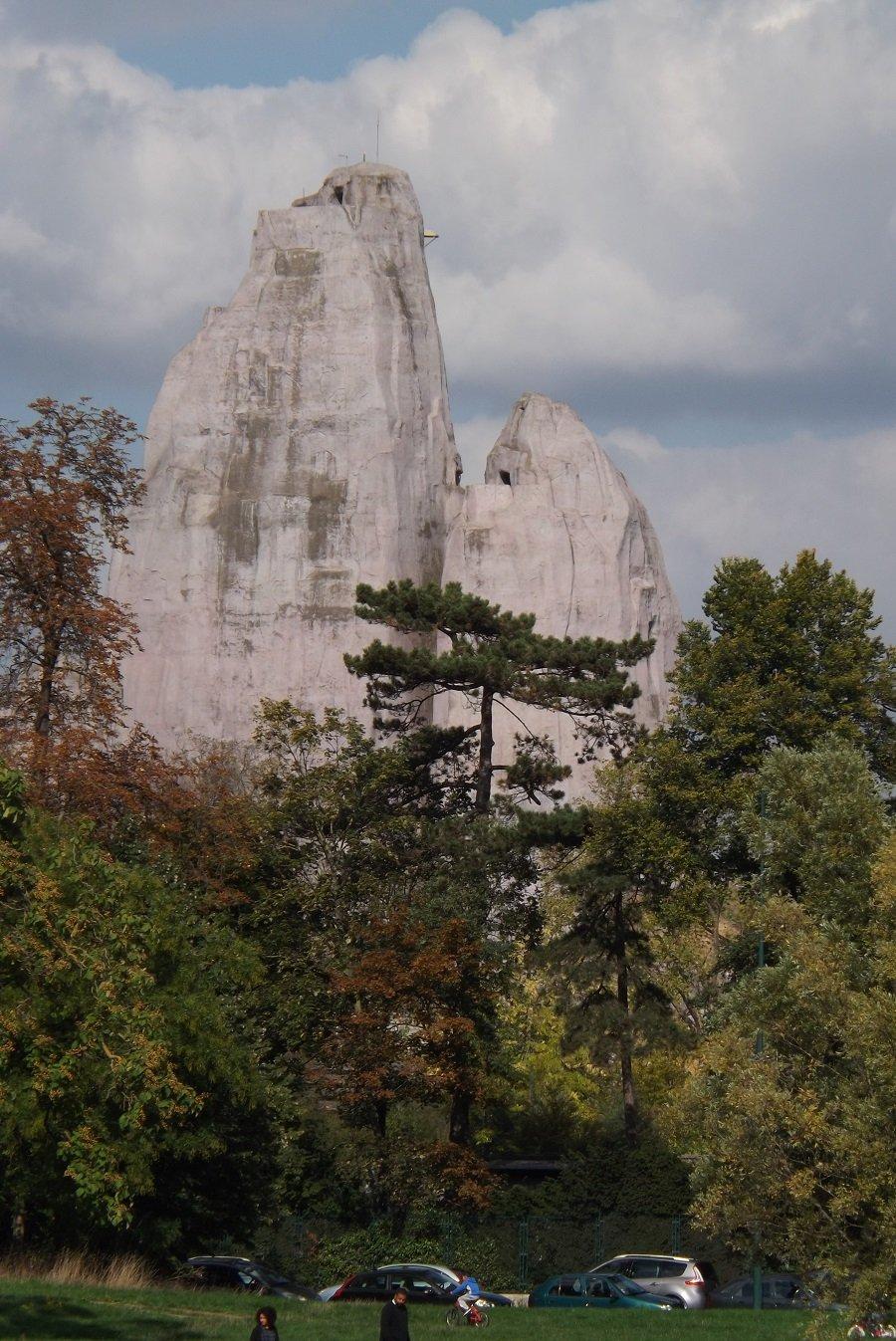 bois de vincennes 13  vue rocher zoo